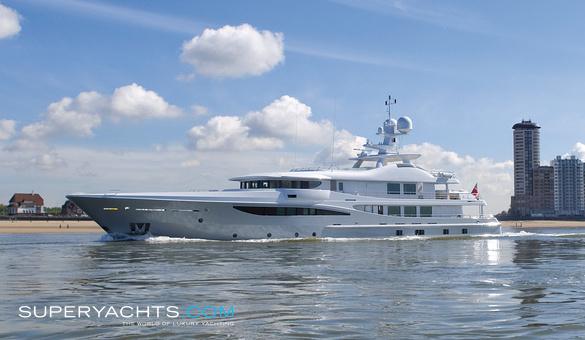Grace - Amels Motor Yacht | superyachts com