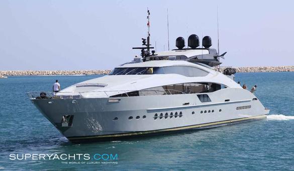 Grey matters palmer johnson yachts motor superyachts com