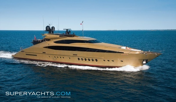 Hokulani Luxury Motor Yacht By Palmer Johnson Yachts