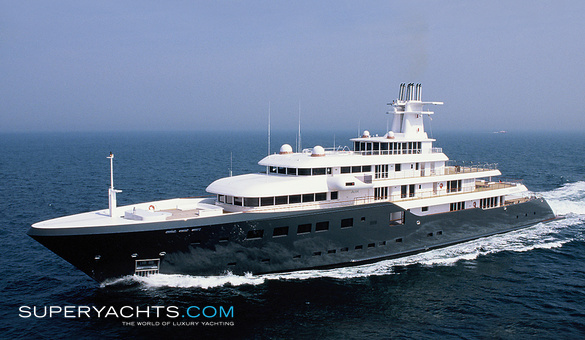 Ice Luxury Motor Yacht by Lurssen Yachts