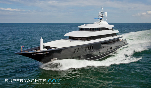 Icon Luxury Motor Yacht by Icon Yachts