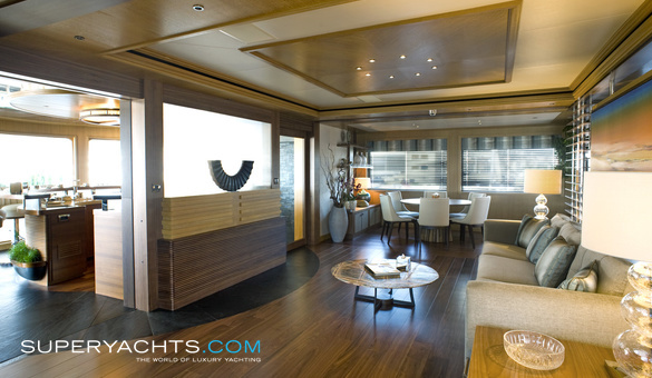 ... Indian Empress Luxury Motor Yacht By Oceanco ...