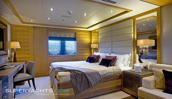 ... Indian Empress Luxury Motor Yacht By Oceanco