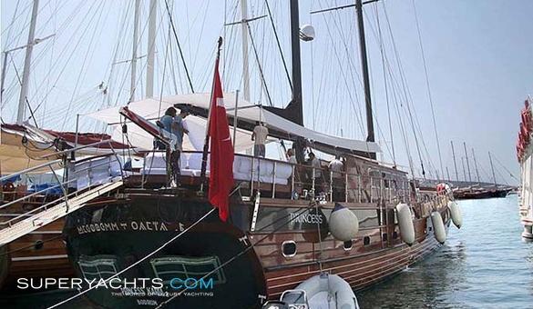 Karia Princess Evlin Yachting Motor Sailer