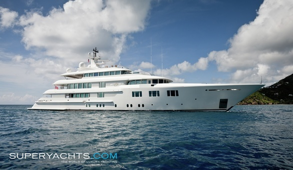 Lady E Luxury Motor Yacht by Amels