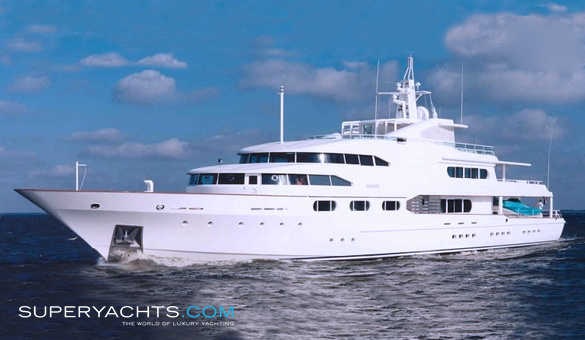 Lady Mona K Luxury Motor Yacht by Amels