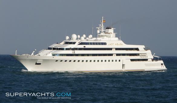 Lady Moura Blohm Voss Shipyards Motor Superyachts Com