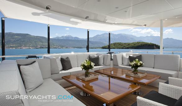 lady petra yacht