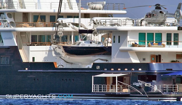 Le Grand Bleu Bremer Vulkan Motor Yacht