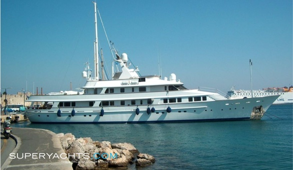 Legend Luxury Motor Yacht by Fr. Schweers Shipyard