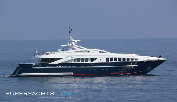Let It Be M Luxury Motor Yacht by Heesen Yachts