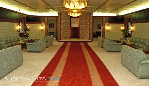 Loaloat Al Behar Picchiotti Motor Yacht Superyachts Com