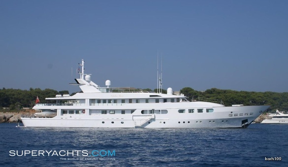 Magna Grecia Luxury Motor Yacht by Elsflether Werft