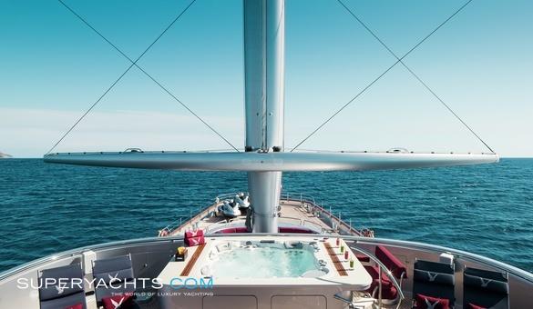Maltese Falcon - Perini Navi Sail Yacht | superyachts com