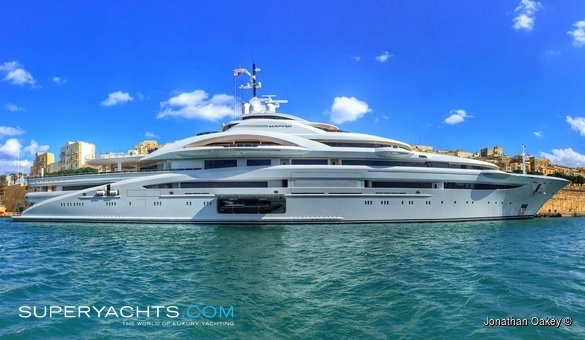 Maryah Luxury Motor Yacht by Neorion Elefsis Shipyards