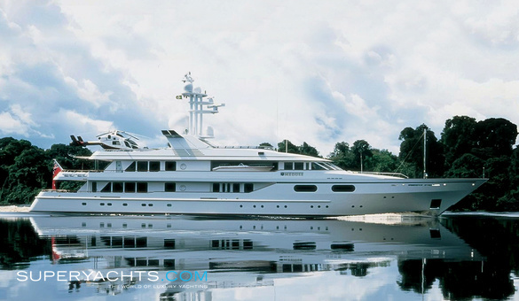 Meduse Luxury Motor Yacht by Feadship