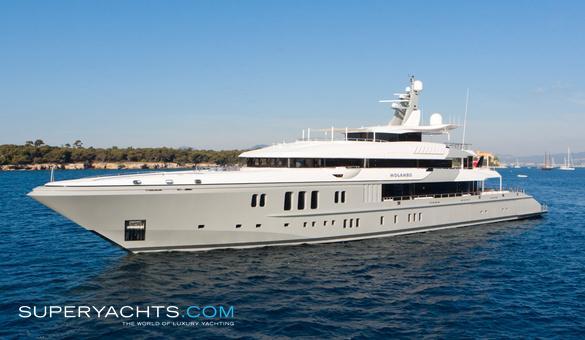 Mogambo Nobiskrug Motor Yacht Superyachts Com