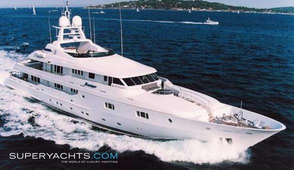 Mosaique  Turquoise Yachts Motor Yacht  superyachtscom