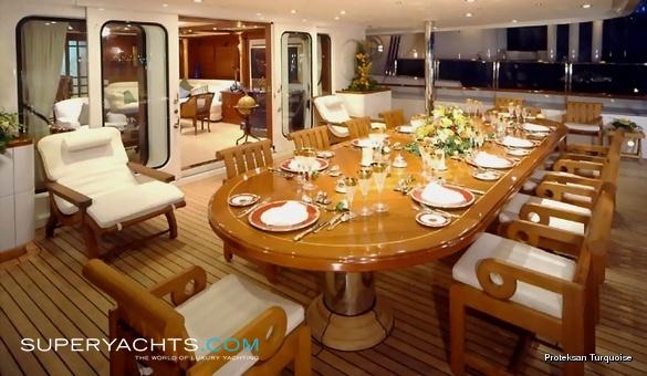 Mosaique Photos - Turquoise Yachts Motor.. superyachts.com