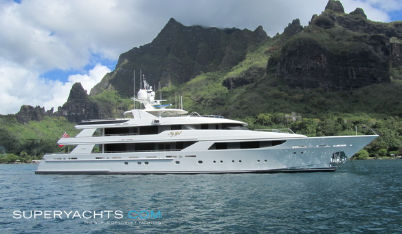 My Girl I Luxury Motor Yacht by Westport