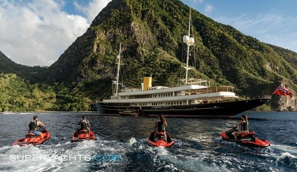 Nero Corsair Yachts Motor Yacht Superyachts Com