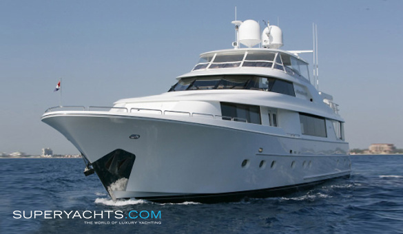 New Moon Ii Westport Motor Yacht