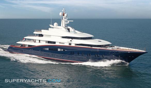 Nirvana Oceanco Motor Yacht Superyachts Com