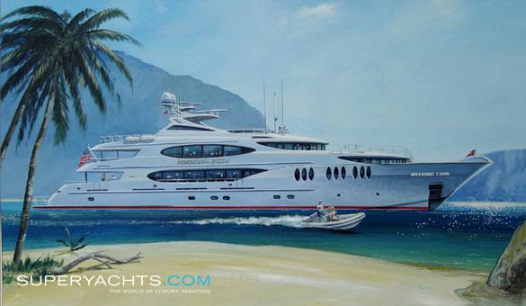 Norwegian Queen II - Trinity Yachts Motor   | superyachts com
