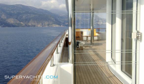 Oasis Lurssen Yachts Motor Yacht