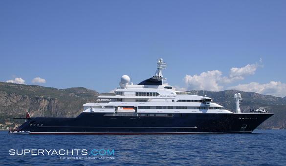Octopus - Lurssen Yachts Motor Yacht | superyachts.com