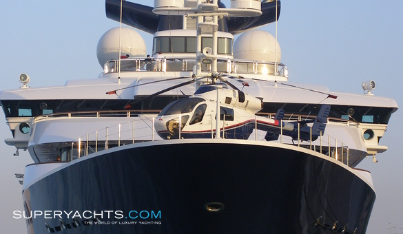 Octopus Lurssen Yachts Motor Yacht Superyachts Com