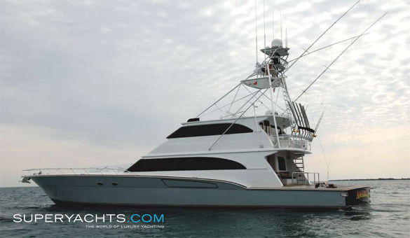 Our Trade Luxury Motor Yacht by Donzi Yachts