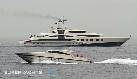 Palladium - Blohm + Voss Shipyards Motor.. | superyachts.com