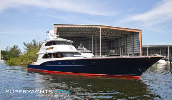 Patriot Feadship Motor Yacht