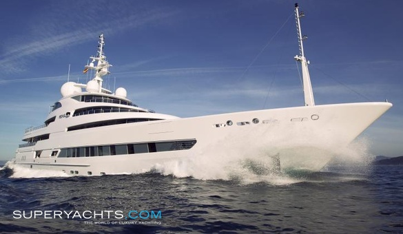 Pegaso Luxury Motor Yacht by Freire Shipyard