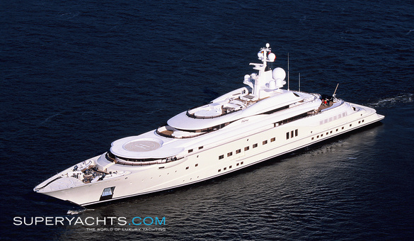 Pelorus Specification Lurssen Yachts Motor Superyachts Com