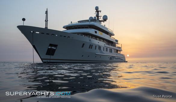 Polar Star Luxury Motor Yacht By Lurssen Yachts