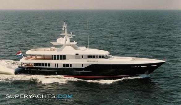 Princess Too Feadship Motor Yacht