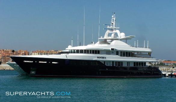 princess too   feadship motor yacht superyachts