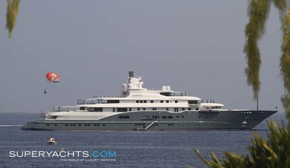 Radiant Luxury Motor Yacht by Lurssen Yachts