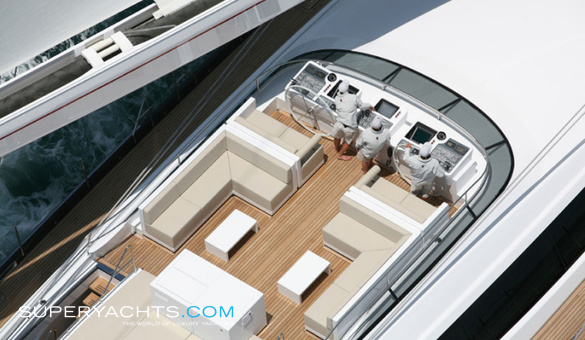 Red dragon luxury sail yacht by alloy yachts