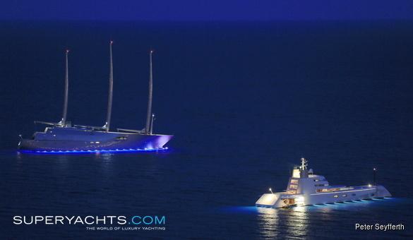 Sailing Yacht A Nobiskrug Sail Yacht Superyachts Com