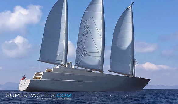 Sailing Yacht A Luxury Sail By Nobiskrug