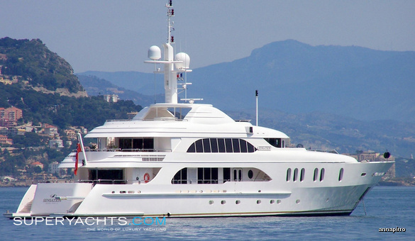 Sensation Luxury Motor Yacht by Sensation Yachts