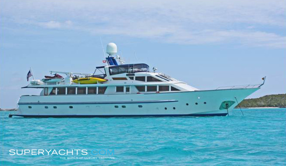 Sentimental Journey Luxury Motor Yacht by Lloyds Ships