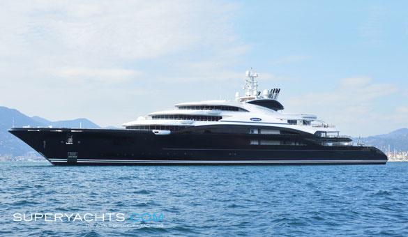 Motor Yacht SERENE - a Fincantieri Superyacht