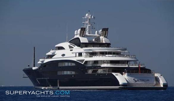 Serene Fincantieri Yachts Motor Yacht Superyachts Com