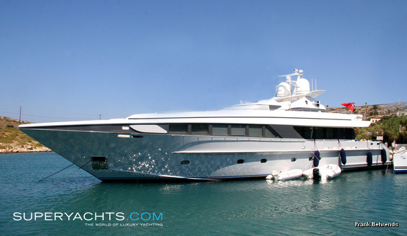 Serenity D Luxury Motor Yacht by Heesen Yachts