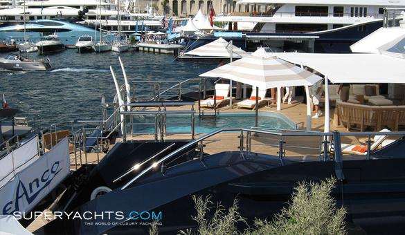 seven seas oceanco motor yacht