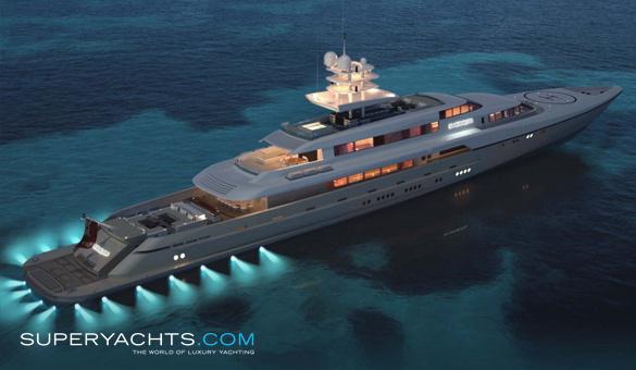 Smeralda - Hanseatic Marine Motor Yacht | superyachts.com